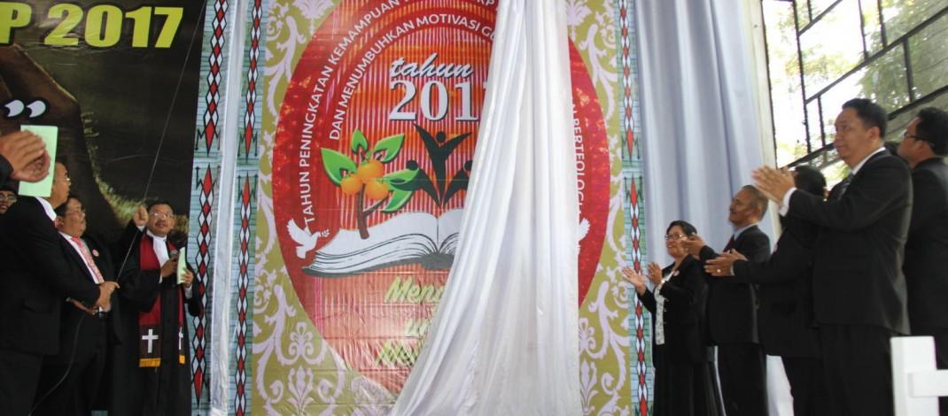 Moderamen GBKP Canangkan Tahun Program 2017