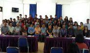GKI Kayu Putih Jakarta Serahkan Bantuan Pendidikan Bagi anak Sinabung