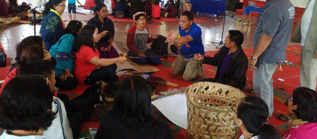 Bidang SDM Moderamen GBKP Adakan Pelatihan Khotbah Kreatif di Sukamakmur