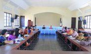 Moderamen GBKP Adakan Diskusi Pelayanan dan Pengembangan  RS Zending/RSU Kabanjahe