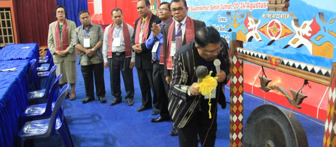 Konferensi Pendeta(KONPEN) Gereja Batak Karo Protestan 2018