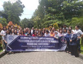 SHARING MEETING PERSEKUTUAN GEREJA-GEREJA DI INDONESIA (PGI)